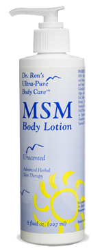 MSM Body Lotion