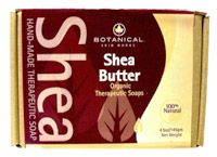 Shea Bar Organic Handmade Soap