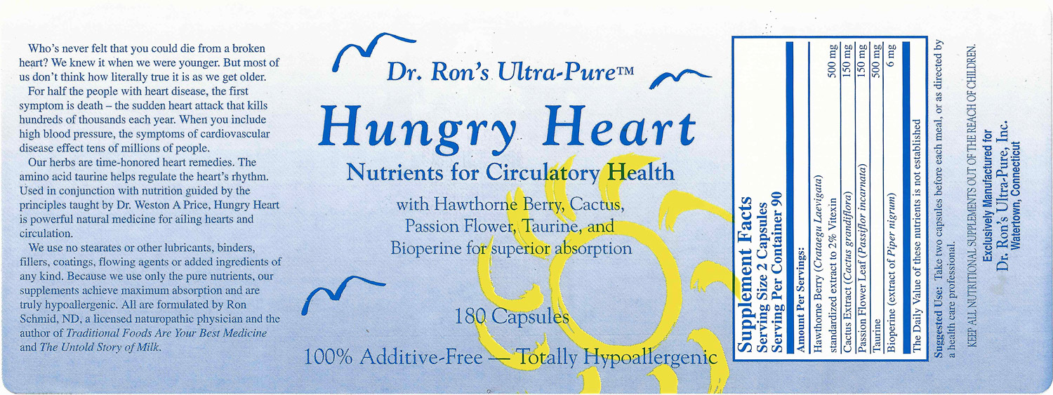 Hungry Heart Label