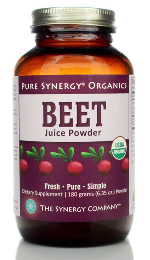 Beet Juice Powder from Pure Synergy