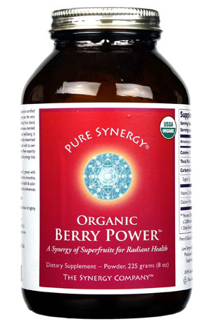 Organic Berry Powder from Pure Synergy