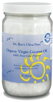Dr. Ron's Organic Virgin Coconut Oil