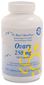 Dr. Ron's Freeze-Dried New Zealand Ovary