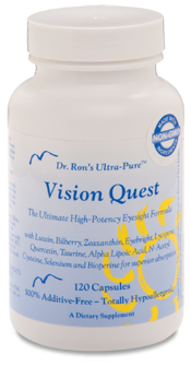 Vision Quest Eyesight Formula