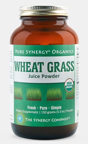 Wheat Grass Juice Powder from Pure Synergy