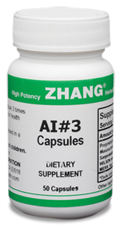 Dr. Zhang's AI#3 Capsules