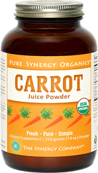 Carrot Juice Powder, 7.4 oz Carrot juice powder, carrot juice, organic carrot powder