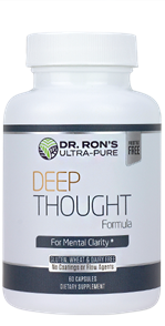 Deep Thought:  The Mental Clarity Formula, 60 capsules - 29