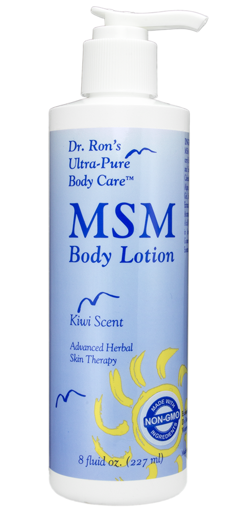 how to make msm lotion