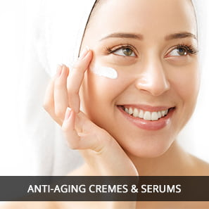 Anti-Aging Cremes and Serums