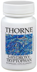 5-Hydroxy Tryptophan, 50 mg, 90 capsules, Thorne