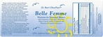 Belle Femme: Nutrients for Hormonal Balance, 120 capsules - 51
