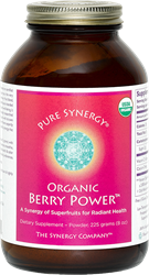 Berry Power, Organic, 8 oz Organic berry powder, berry power, superfruit