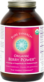 Berry Power, Organic, 8 oz