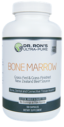 Bone Marrow, 180 capsules bone marrow, heart, grass-fed, grass-finished, marrow, bone, new zealand