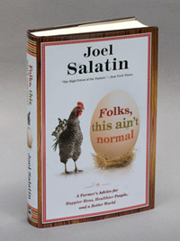 Folks, This Aint Normal by Joel Salatin
