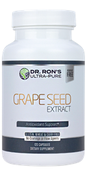 Grape Seed Extract 100 mg, 120 capsules grape seed extract, GSE, antioxidant, procyanidolic oligomers, PCO, OPC, Vision, Cardiovascular Support