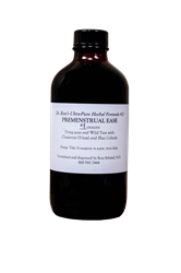 Herbal Formula #21, Premenstrual Ease, 4 ounces Herbal Formula, Organic Herbs, herbal tinctures, wildcrafted herbs, wildcrafted tinctures, Echinacea, Goldenseal, Skullcap, Oats, Hawthorn, Immune Support, Milk Thistle, Dandelion,Pau dArco