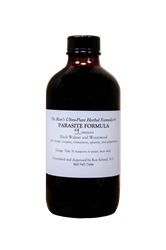 Herbal Formula #3, Parasite Formula, 4 ounces Herbal Formula, Organic Herbs, herbal tinctures, wildcrafted herbs, wildcrafted tinctures, Echinacea, Goldenseal, Skullcap, Oats, Hawthorn, Immune Support, Milk Thistle, Dandelion,Pau dArco