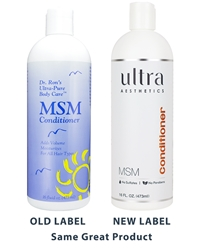 MSM Conditioner, 16 oz MSM shampoo, MSM conditioner, MSM Moisturizing Shampoo, MSM Moisturizing Conditioner, essential oils, sulfur, hair care, chemical-free shampoo, chemical free conditioner