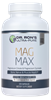 Mag Max, 120 Capsules Magnesium supplement, Mag Max, magnesium citrate, magnesium glycinate, additive-free supplements, Dr. Ron's