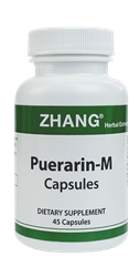 Puerarin, 45 capsules Zhang Chinese herbals, Chinese herbal extracts, Dr. Zhang, Chinese medicine, Puerarin Capsules, Circulation-P Capsules, Allicin, Artemisiae, Puerarin