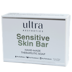 Sensitive Bar Organic Soap 4.5 oz soap, organic soap, shea butter soap, shaving soap, chemical sensitivity, sensitive skin, body care, chemical-free body care