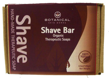 Shave Bar Organic Soap 4.5 oz beard conditioner, natural shaving gel, Bay Lime soothing after shave, soap, organic soap, shea butter soap, chemical sensitivity, sensitive skin, mens body care, chemical-free body care
