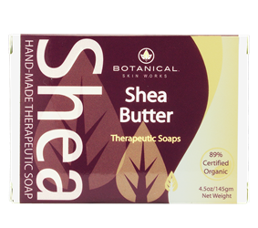 Shea Butter Bar, for the family, 4.5 oz soap, organic soap, shea butter soap, shaving soap, chemical sensitivity, sensitive skin, body care, chemical-free body care