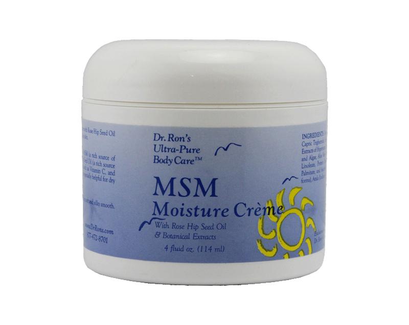 Allure Cosmetics - MSM Moisture Creme, 4 oz #137